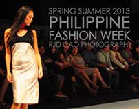 PHILIPPINE FASHION WEEK SPRING SUMMER 2013: LIZANNE CUA
