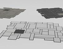Alfombra RECHTECKE (RECHTECKE carpet)