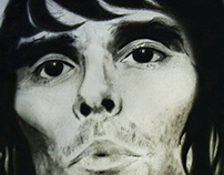 Ian Brown Sketch..