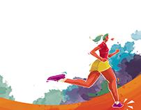 Ilustrações Editoriais - Publicações 2017