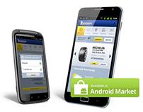 Michelin mobile app