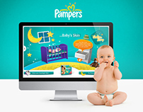 Pampers Golden Sleep - A Good Night Story