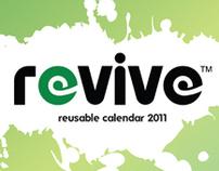 Revive Paper Calendar