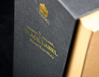 Johnnie Walker Black Label Gift Pack