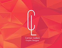 Branding | Identity design Carmen Ladera Graphic Design