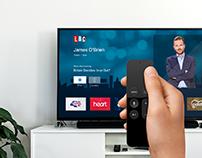Global Player AppleTV
