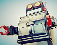 Retro-Robot