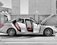Mercedes Benz C 63 AMG