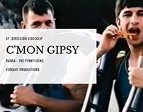 "Videoclip ""C'mon Gipsy"" de The Pennycocks"