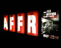 Architecture Film Festival Rotterdam - 2009