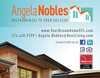 Angela Nobles Branding