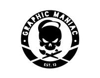 Graphic Maniac Logo