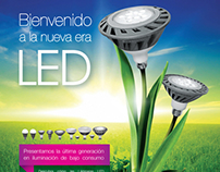 La Nueva Era LED - Advertising Campaign