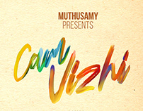 "Poster & Title Deign for tamil album song ""Cam Vizhi"""