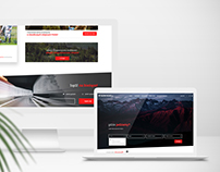 SLOWROAD by MAZDA | website project