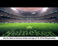 Heineken: Rugby World Cup 2015 Sting