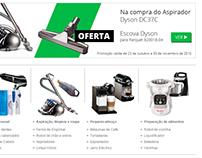 El Corte Inglés Ecommerce Design - Dyson