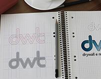 Logo DWT e peças diversas