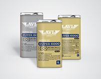 Lavij Motor Oil Packaging