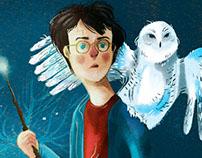 Harry Potter Characters *workinprogress*