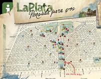 Paneles y Afiches para la ciudad de La Plata