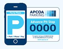 APCOA - Brand Redesign