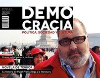 Revista política | Political magazine