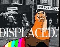 Displaced. N/S