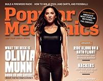 Popular Mechanics Digital Edition Design