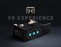 Kelloggs VR experience