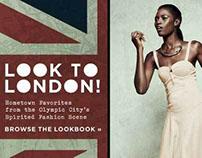 Look to London Lookbook