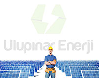 Ulupınar Enerji - Logo Design
