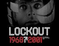 Lockout Typography
