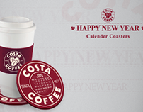 Costa Coasters 2013