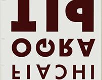 Poster 70X100 Tipografia Chiappetta