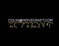 Demo Reel 2010 -movecraft