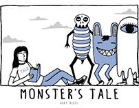MONSTER'S TALE