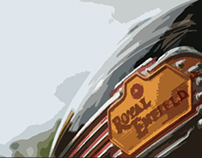 Store Experience Design: Royal Enfield
