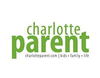 Charlotte Parent Logo Redesign