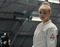 "MITSUBISHI ""The Philosophy of Judo"""