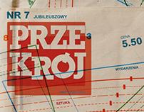 Cover design, PRZEKRÓJ