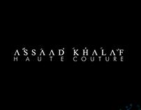 Asaad Khalaf - Haute Couture