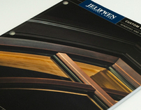 JELD-WEN Inc., Custom Wood Window Brochure