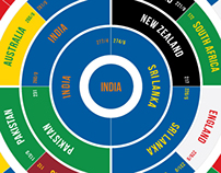 Cricket World Cup Infographic