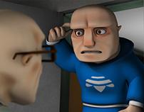 Patephone - short animation