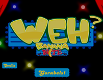 Weh? - An advergame for ABS-CBN's Banana nite
