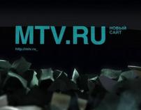 MTV promo for new website