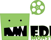EDIT MONSTER Logo