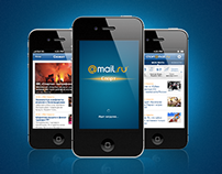 Mail.ru News/Sport Apps for iPhone, Android and WP7