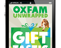 Oxfam Unwrapped App